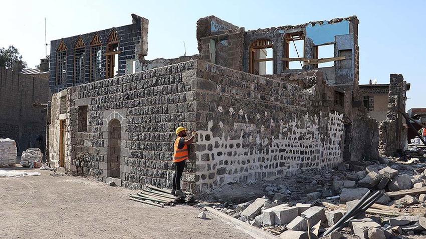 Tescilli 347 Diyarbakır evi restore ediliyor