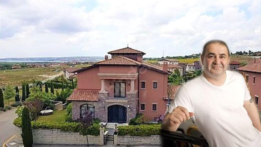 Şafak Sezer 6 banyolu lüks villasını satıyor