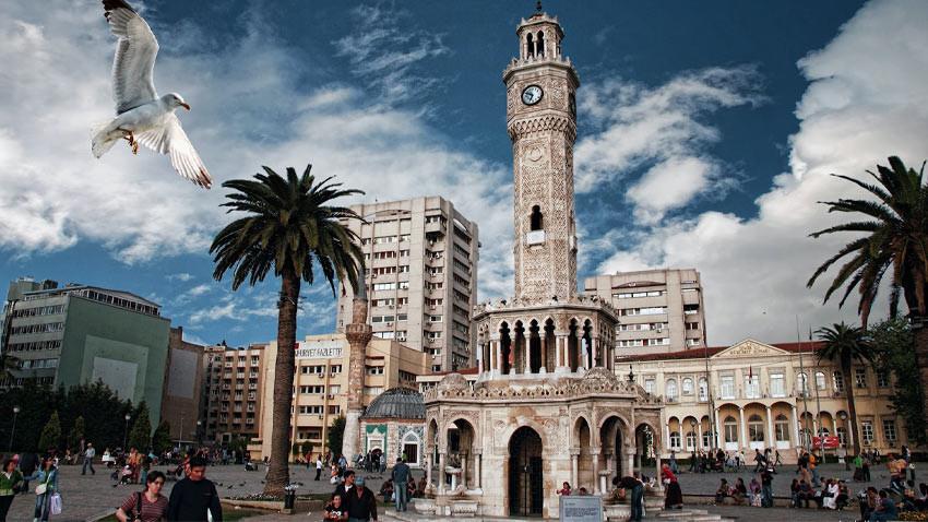 İzmir dünyada ilk sakin metropol adayı...