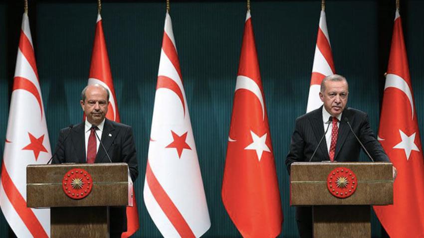 Kıbrıs'ta federasyon olmaz, iki devletli seçenek şart