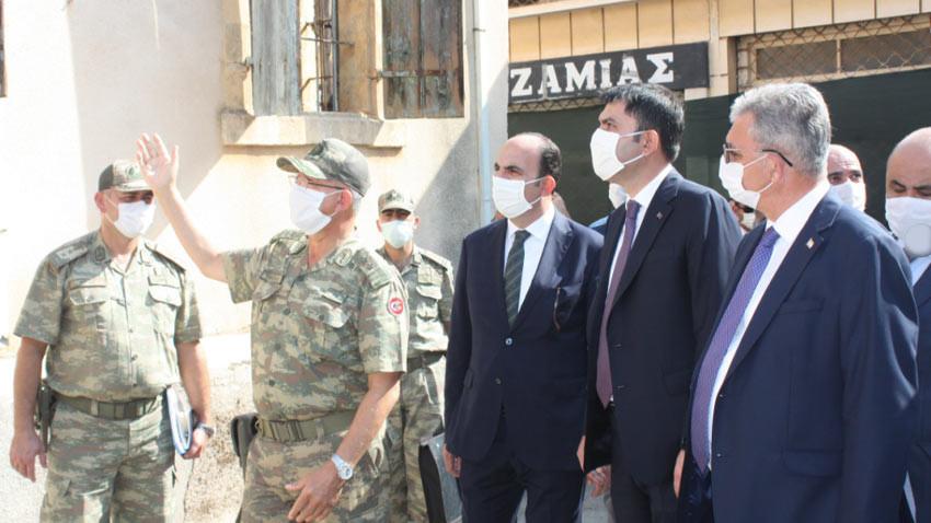 Maraş'ın altyapısı ve çevre düzenlemesi TOKİ ile Konya Belediyesi'nden