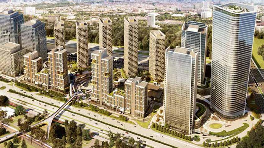 Merkez Ankara projesinde ofis satışları başlıyor