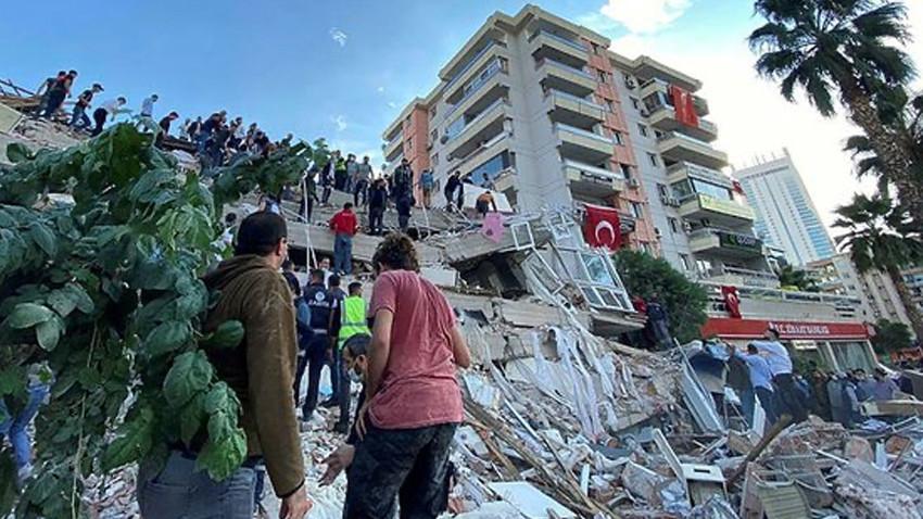 Türkiye Hazır Beton Birliğiİzmir Depremi İnceleme Raporu'nu açıkladı