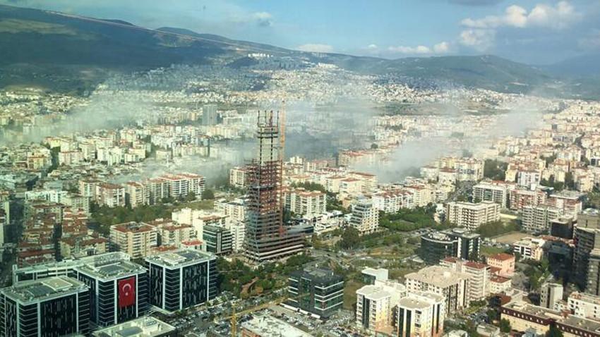 İzmir depreminin ardından 100 bin binanın röntgeni çekiliyor
