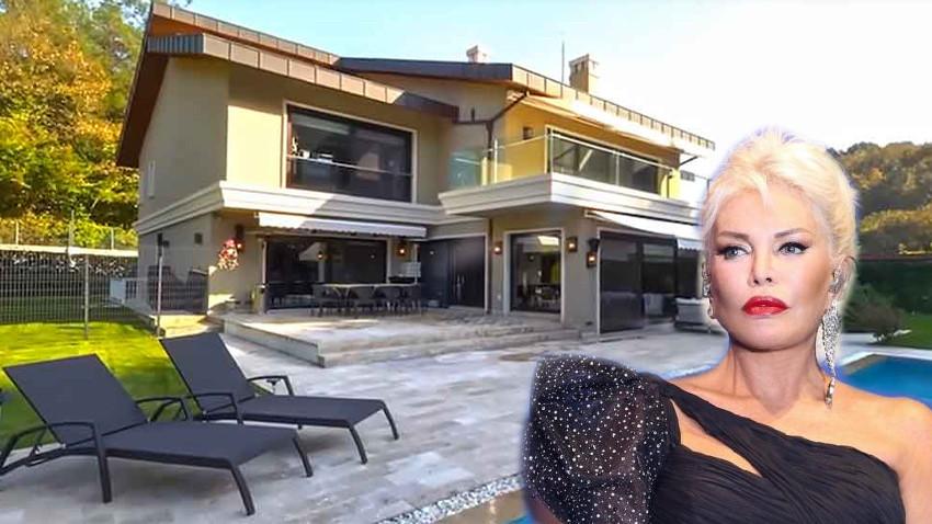 Ajda Pekkan villası satılmadığı için emlakçıları dava ediyor