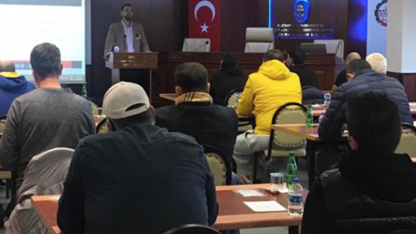 İstanbul Spor Tesisi İşletmecileri'nden 'Oda' adımı