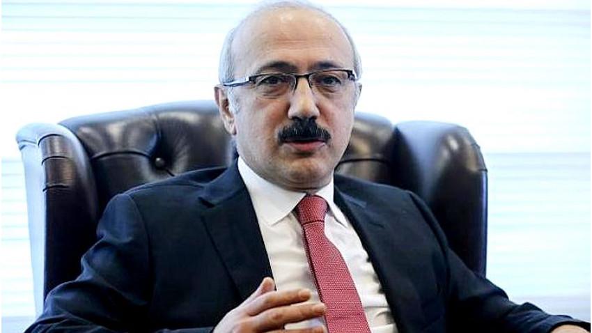 Berat Albayrak'ın ardından Lütfi Elvan Hazine ve Maliye Bakanı oldu