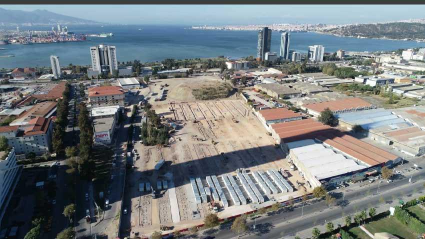 İzmir depremzedeleri konteyner evleri bekliyor! Ne zaman teslim edilecek?