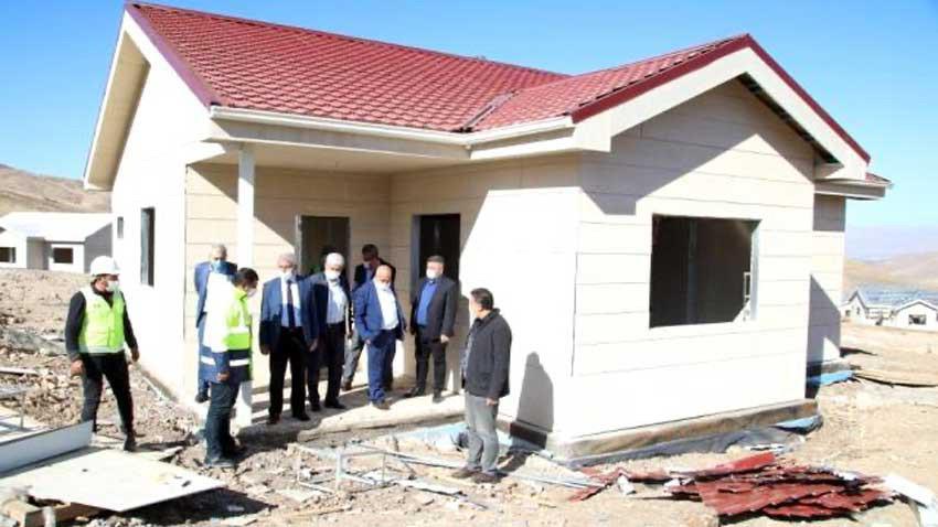 Malatya deprem evleri teslim tarihi belli oldu...