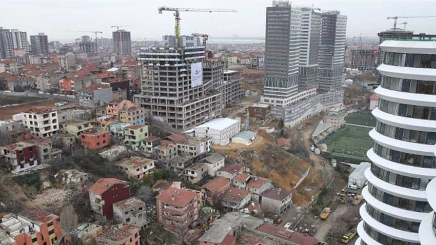 'Hayalet kent' Fikirtepe enkazını devlet kaldıracak! Müteahhitlere fatura çıkacak mı?