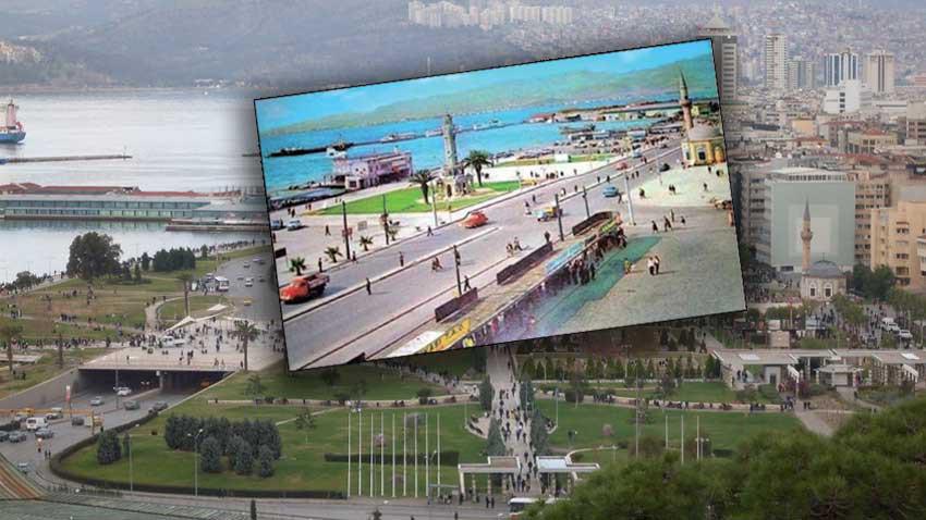 Bu hayal gerçek olur mu? Konak'taki binalar yıkılsa İzmir denizle buluşsa