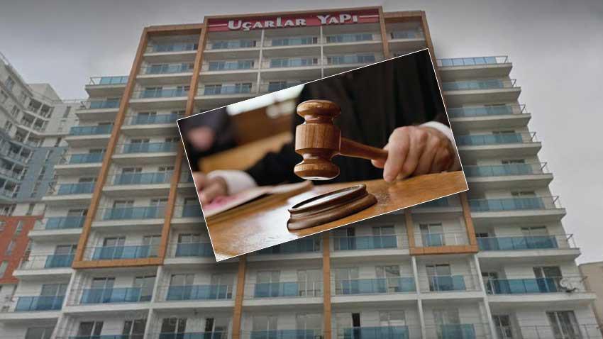 Müteahhit ana oğul mahkemede! Aynı daireyi iki kişiye sattıkları iddia ediliyor!