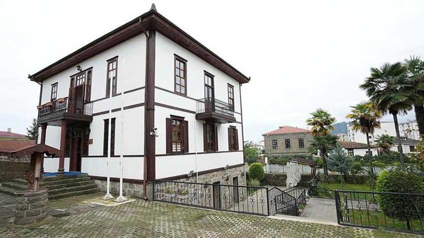Giresun'daki Marsiyla evleri UNESCO Dünya mirası listesi için hazır...