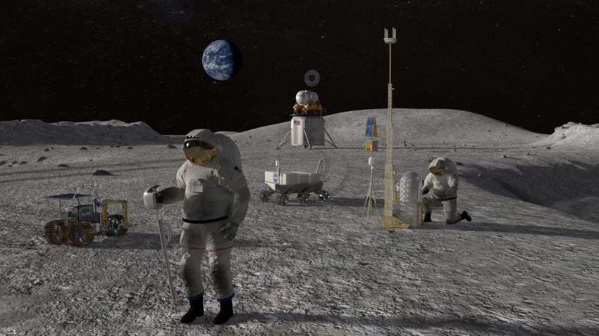 Ay'da 25 dolara arsa satıyorlar! Tapu geçerli mi?
