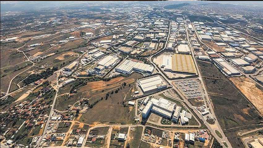 Heyecan veren haber: Çinliler Türkiye'de dev sanayi arazi avına çıktı!