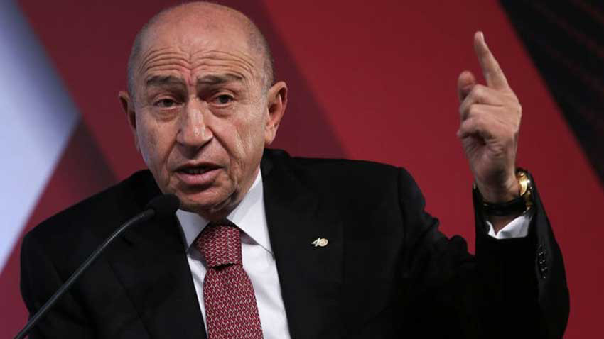 Limak İnşaat'ın sahibi ve TFF Başkanı Nihat Özdemir koronavirüse yakalandı