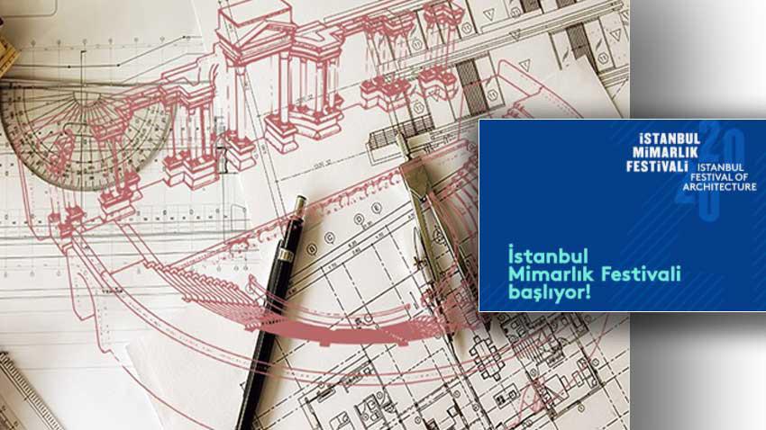 Mimarların beklediği festival! İstanbul Mimarlık Festivali dijitalde başlıyor