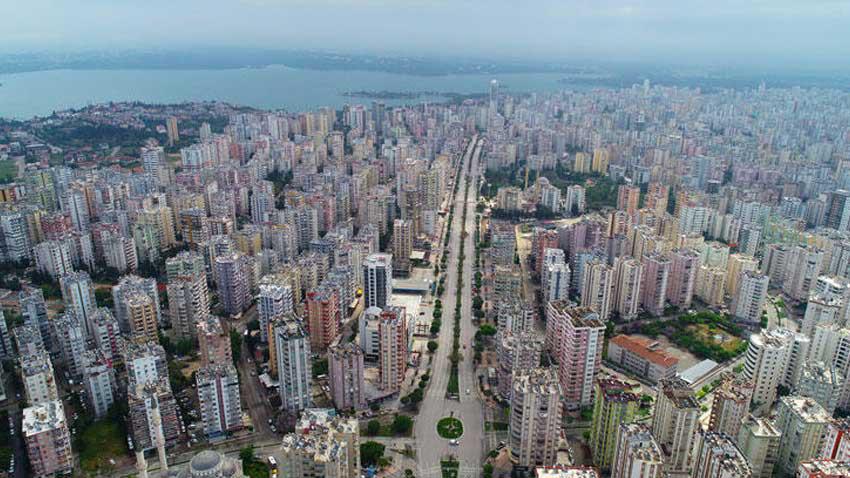 Adana'da 100 bin TL'ye ev sahibi olmak mümkün! Milli Emlak ihaleyle satacak...