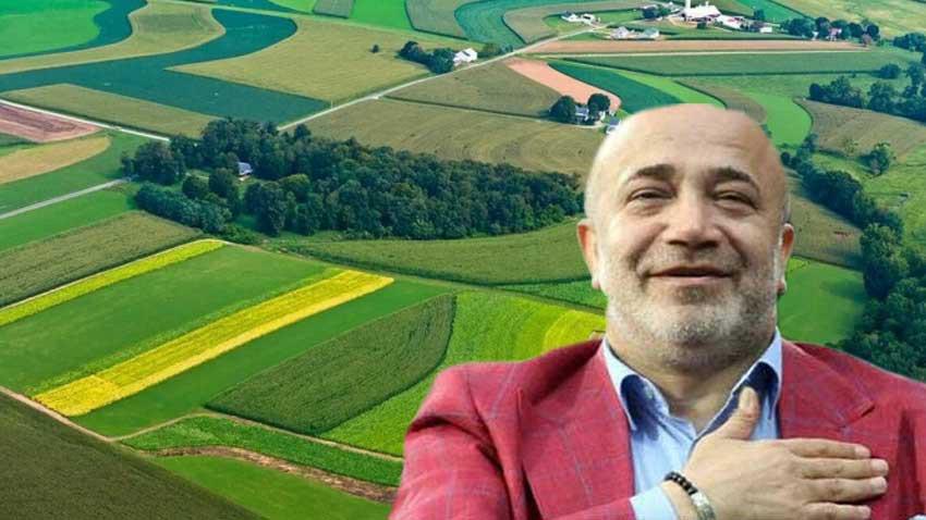 Cumhurbaşkanı imzaladı: Murat Sancak'a İstanbul'da 172 bin metrekarelik arsa tahsisi