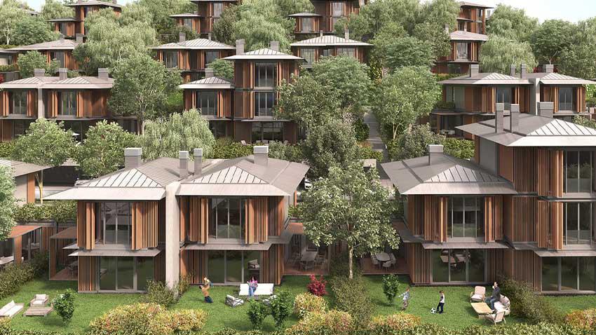 Galatasaray'ın arazisindeki Düşler Vadisi Riva'da 2. etap satışları başlıyor