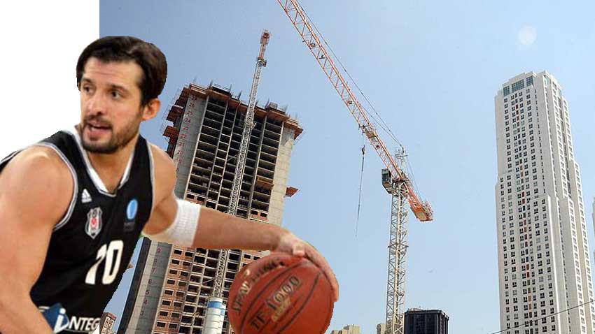 Ünlü basketçi Kerem Tunçeri inşaat şirketi kurdu! Adını ne koydu?