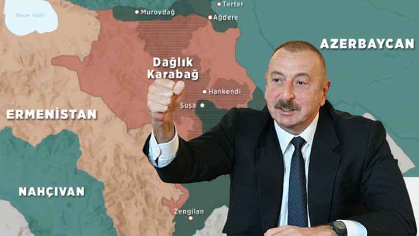 Aliyev açıkladı: Karabağ'ın imarını Türk şirketleri yapacak