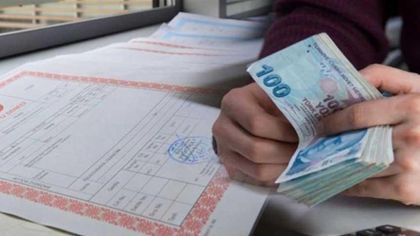 Tapu gelirinde tüm yılların rekoru kırıldı! 456 milyar lira kasaya doldu