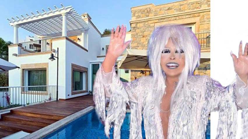 Bülent Ersoy Bodrum'da neden bir değil iki villa satın aldı?