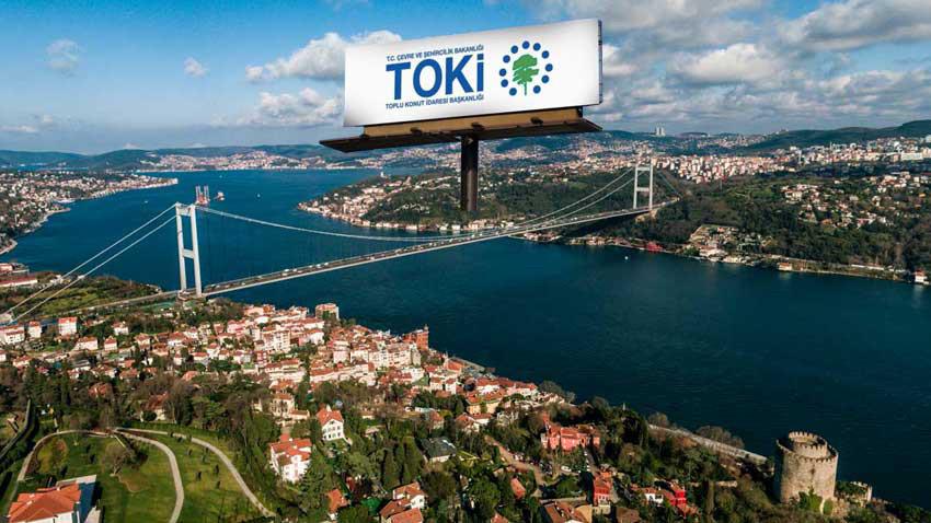 TOKİ İstanbul ve Kocaeli'de arsa satıyor! İhalenin tüm detayları ve zamanı belli oldu