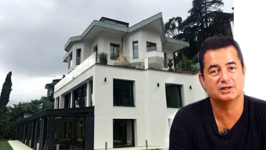 Acun Ilıcalı lüks villasını zararına satışa çıkarıyor! Villayla ilgili detaylar...