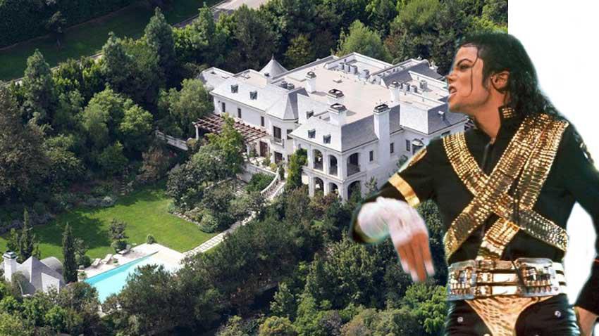Michael Jackson'ın çiftliğini milyardere sattılar! 100 milyon istediler ama ucuza kaptırdılar