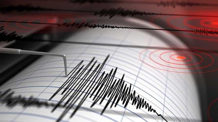Elazığ'da 5.3 şiddetinde deprem!