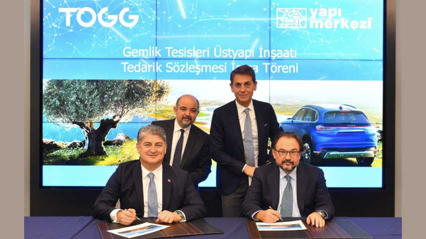 Yerli otomobilin fabrika inşaatı başlıyor!