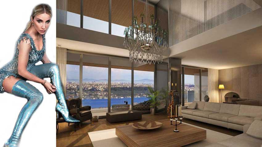 Gülşen Zorlu'daki rezidansını kiraya verdi! Kira zengini olma yolunda ilerliyor