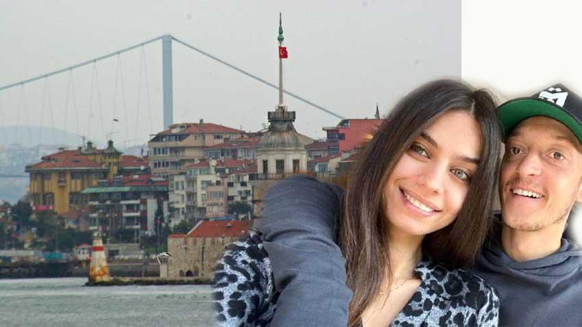 Mesut Özil İstanbul'da hangi evde yaşayacak? Çok önemli bir isimle komşu olacak