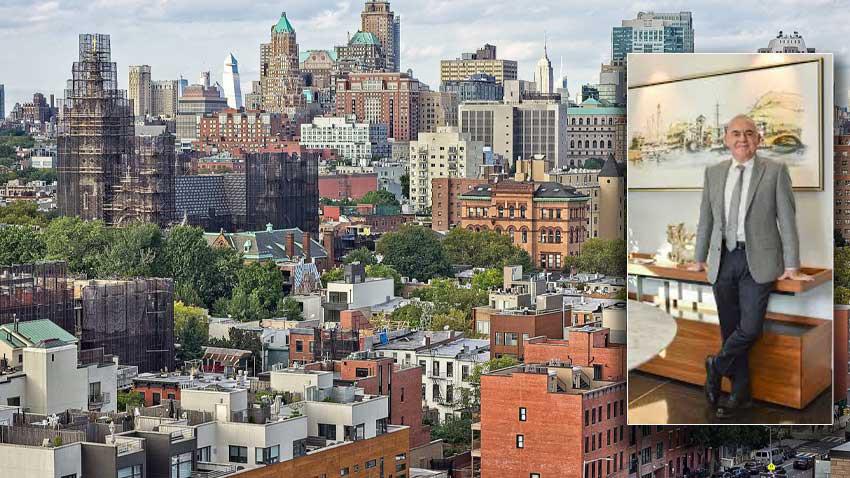 Türk inşaat firmaları New York'u sevdi! Brooklyn'de yeni proje...