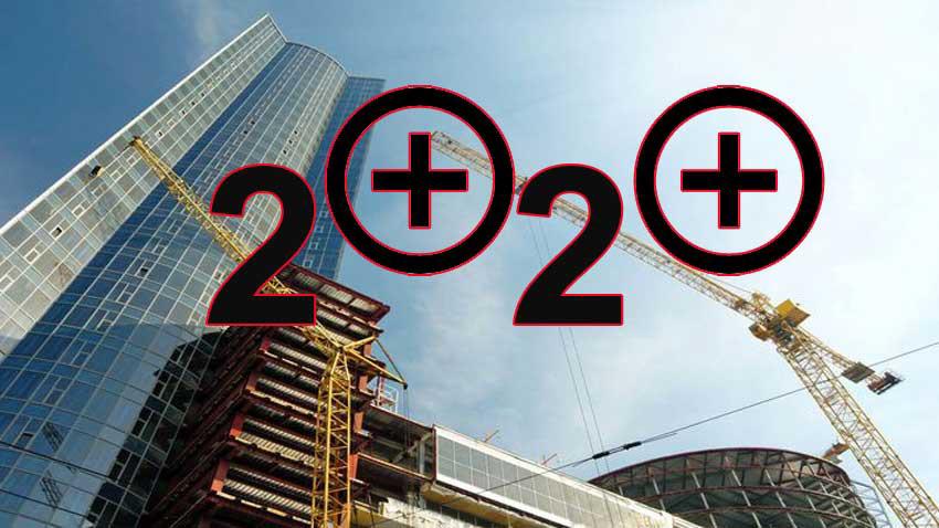 İnşaat sektörünün yüzü 2020'de güldü! Raporlarla ortaya çıktı...