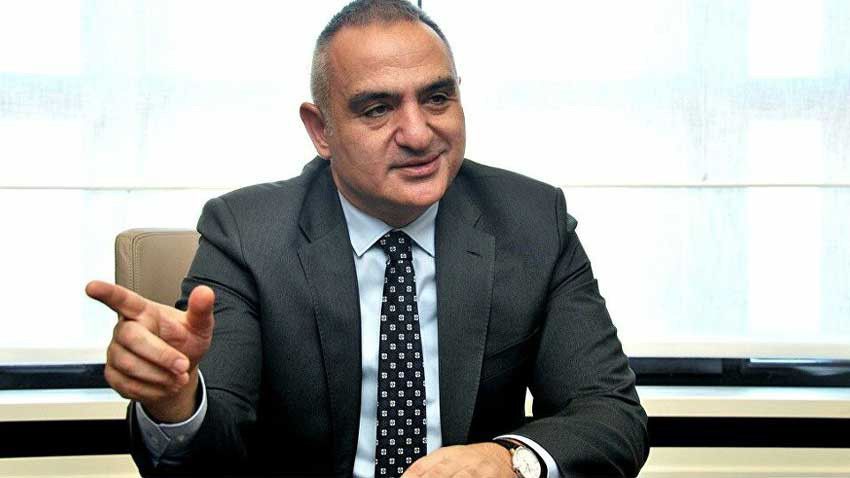 Turizm Bakanı Ersoy'un otel yatırımı mecliste! Sert sorular...