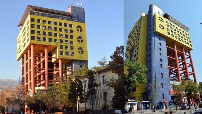 Yıkılmak isteniyordu... Dünyanın en saçma binasına 30 milyon TL teklif!