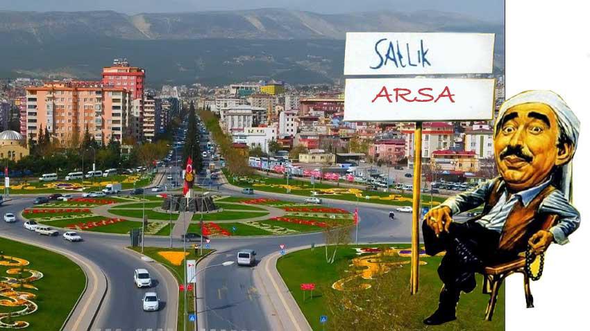 Kahramanmaraş Büyükşehir Belediyesi 7 arsayı satacak... İşte ihale detayları