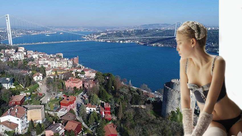 Serenay Sarıkaya Boğaz'da ev bakıyor? Tercihi hangi semt?