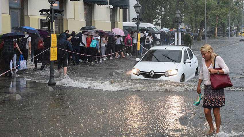 İstanbul'da imar devrimi! Binalarda sarnıç zorunlu! Yağmur suyu heba olmayacak