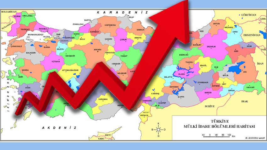 Konut fiyatlarında yüzde 62 artış rekoru kıran yöreler... Koronavirüs fiyatları uçurdu