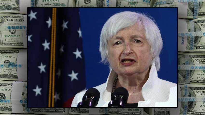 """Yeni Hazine Bakanı Janet Yellen """"ABD zayıf dolar hefeflememeli"""""""