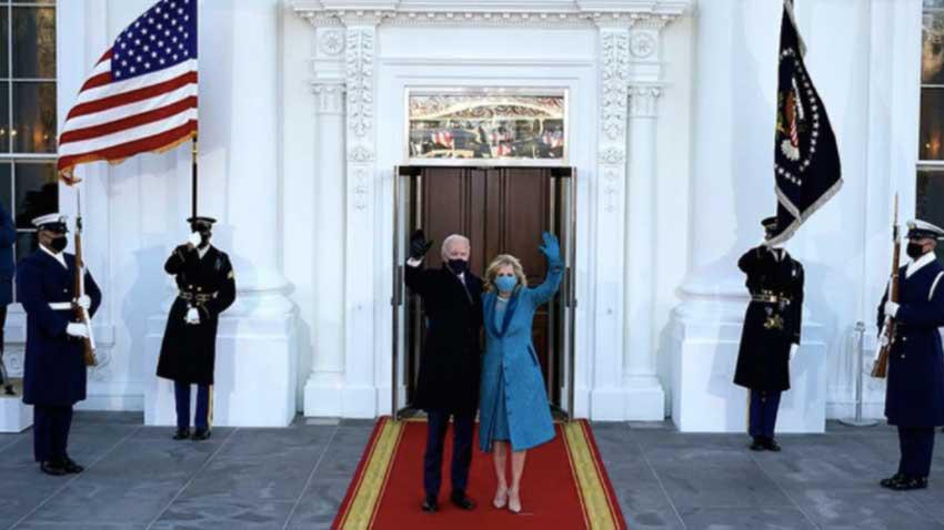 Beyaz Saray nasıl bir yer? Mimarisi nasıl? İçinde neler var?