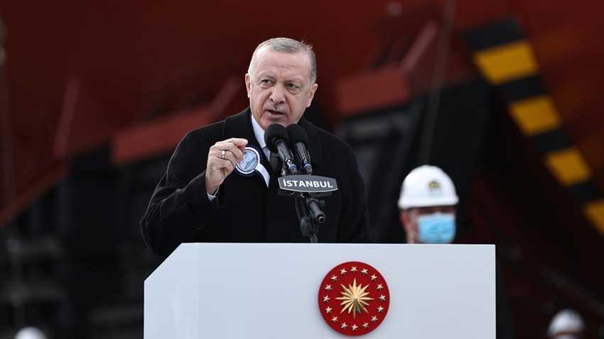 """Erdoğan bankaları uyardı """"Kârlarıyla övünenler düşük faizli kredi versin"""""""