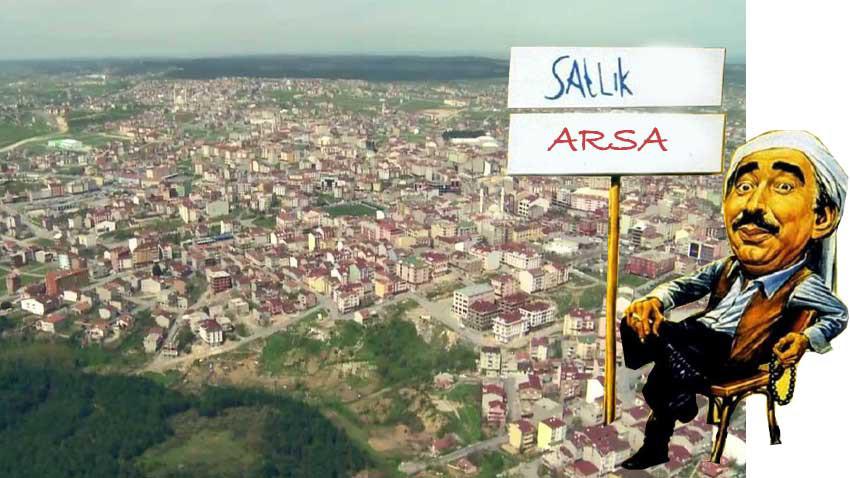 Hadımköy'de icradan satılık dev arazi! 23.4 milyon TL bedelle... Kim alacak?