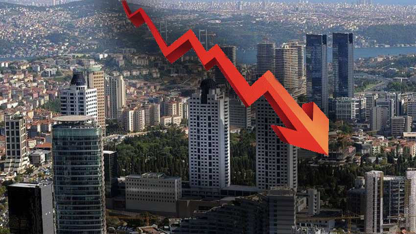 İstanbul'da kiralar yüzde 10.55 düştü! İşte ilçelere göre kira ortalaması