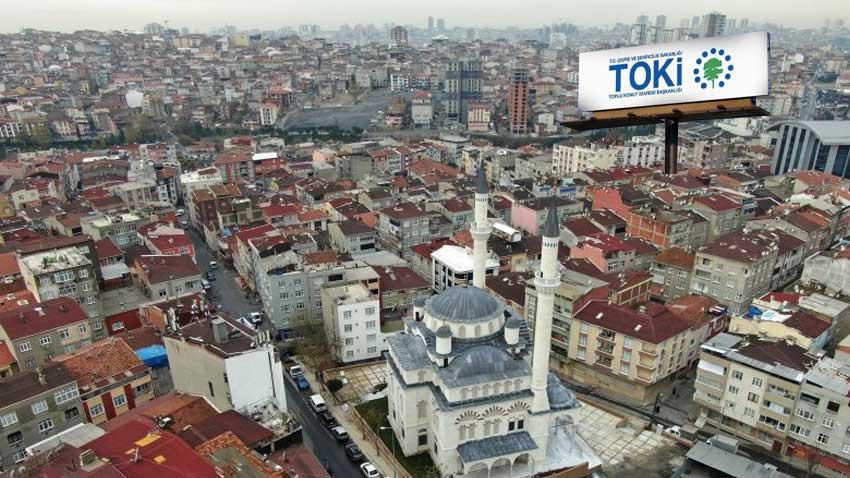 TOKİ'den İstanbul'a 277 konutluk yeni proje... İhalesi açıklandı