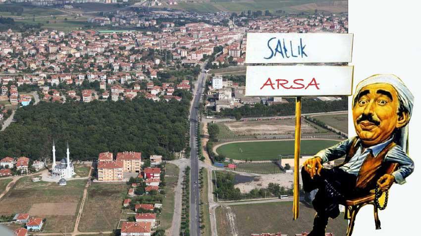 Milli Emlak'tan Kırklareli Babaeski'de 8.2 milyon TL'ye satılık 3 arsa